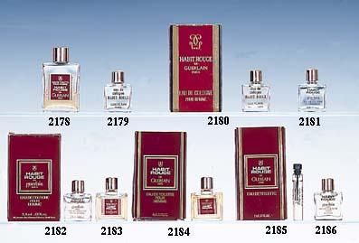 Miniatures Et échantillons De Parfum