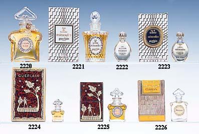 Parfum Miniatures Miniatures Et Échantillons De Échantillons Et SUzMGqpV