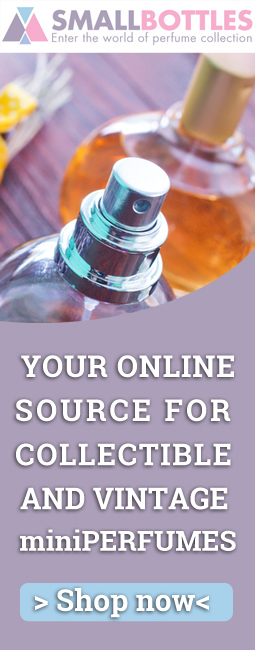 smallbottles your online source for collectible miniperfumes
